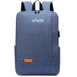 Рюкзак для ноутбука черный 15 (Vivo 2020)